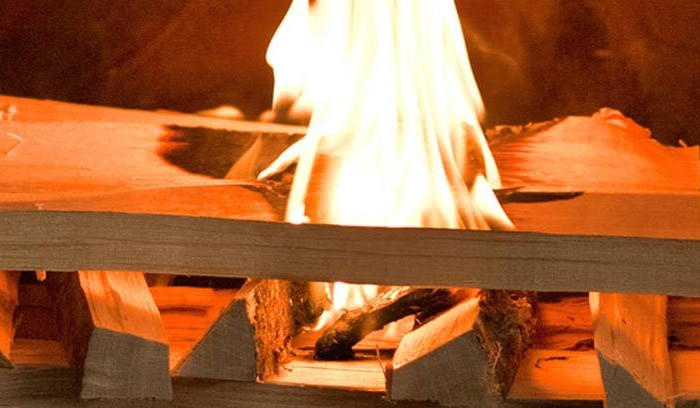 Kako zapaliti vatru?
