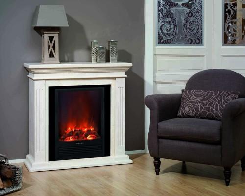 Ruby Fires Top Flame Elski - električni kamin - za doživljaj