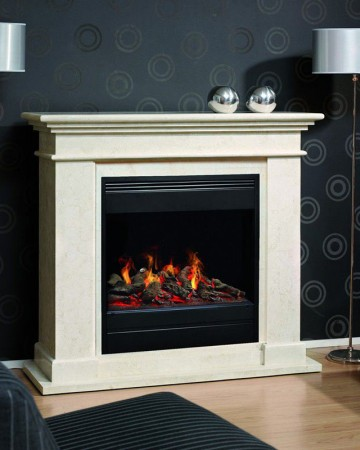 Ruby Fires Top flame melini - električni kamin
