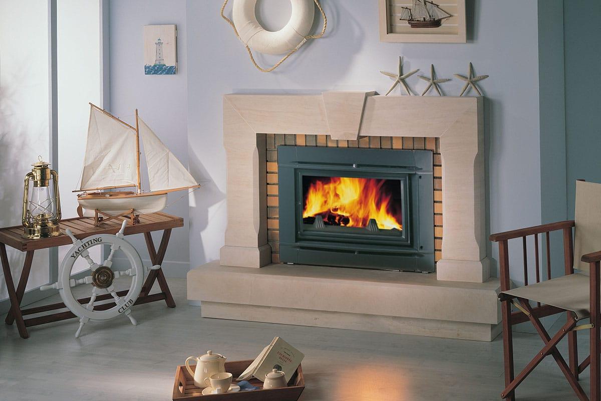 JØTUL C33 - insert Akcija peći na drva Jotul