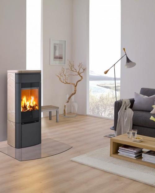 Scan 65-3 peć na drva