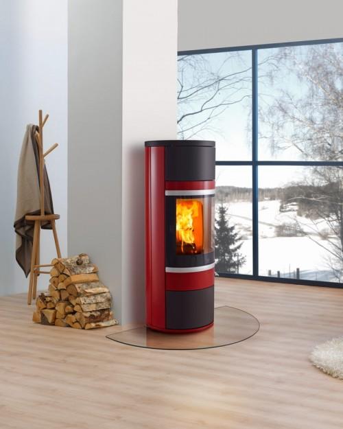 Scan 83-5 Maxi peć na drva