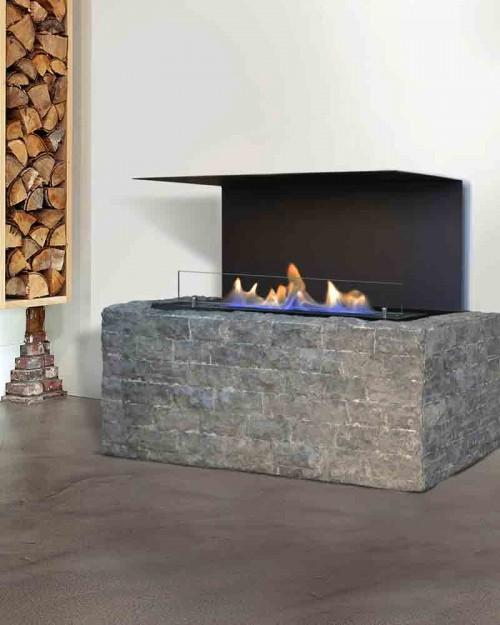 Ruby Fires Carthago električni kamin biokamin 1