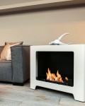 Ruby Fires Monza električni kamin biokamin