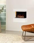 Ruby Fires Nova električni kamin biokamin
